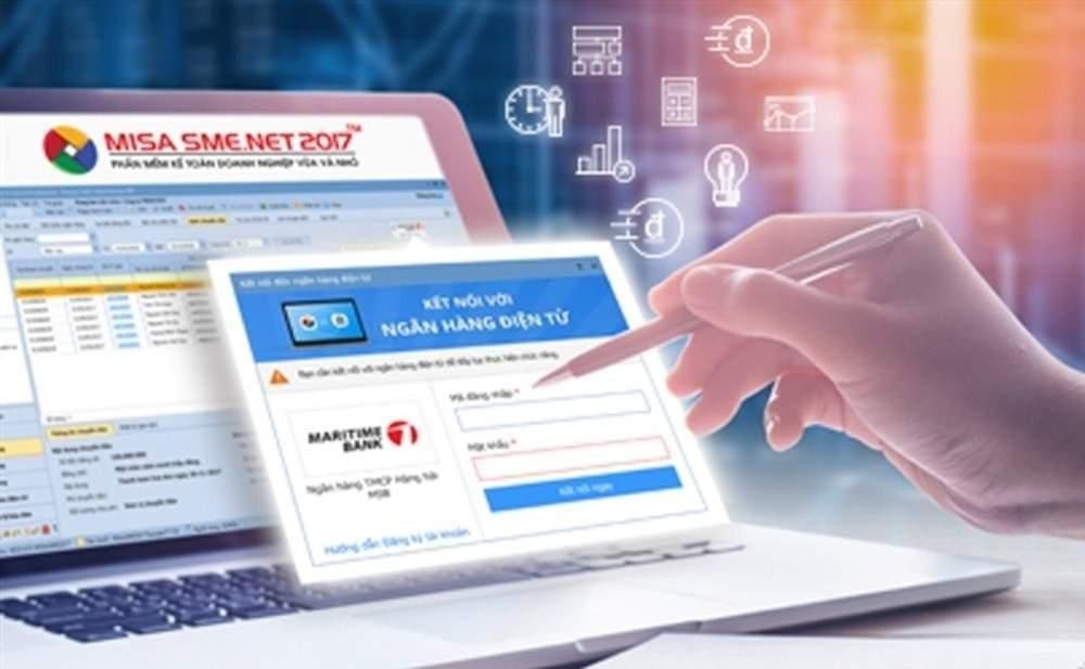 Tiết kiệm chi chí giao dịch với ngân hàng điện tử