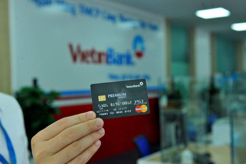 Mở thẻ ATM tại ngân hàng VietinBank