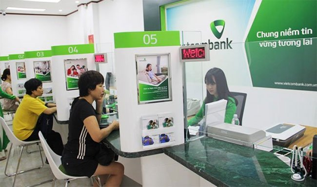 Xem số dư tài khoản Vietcombank tại các chi nhánh, phòng giao dịch
