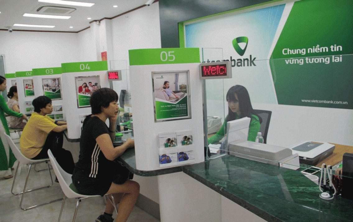 Làm lại thẻ tại ngân hàng Vietcombank