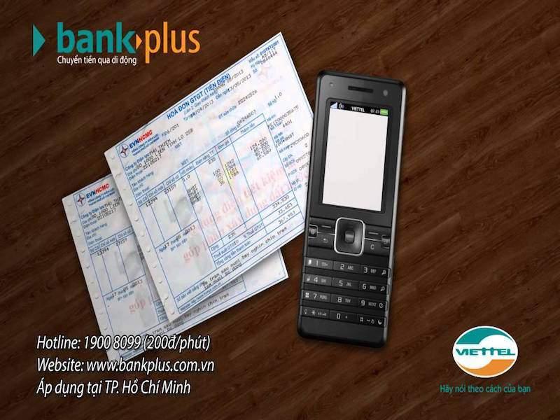 Sử dụng Bank Plus