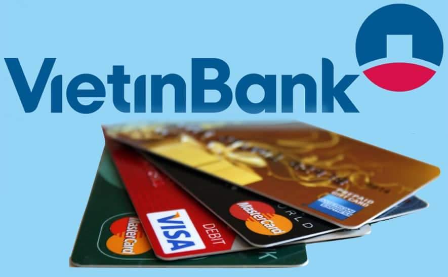 Các thẻ ATM VietinBank