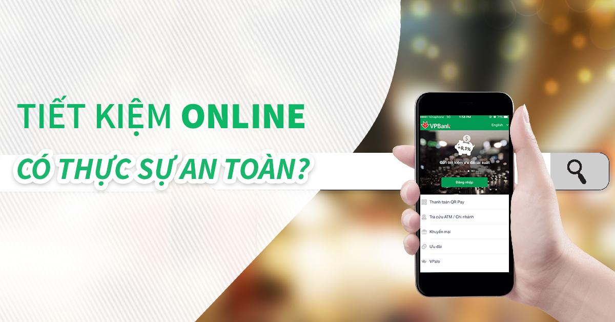 Lãi suất gửi tiết kiệm online ngân hàng nào cao nhất hiện nay?