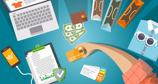 Nhiều tính năng của thẻ tín dụng