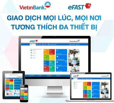 Internet Banking VietinBank