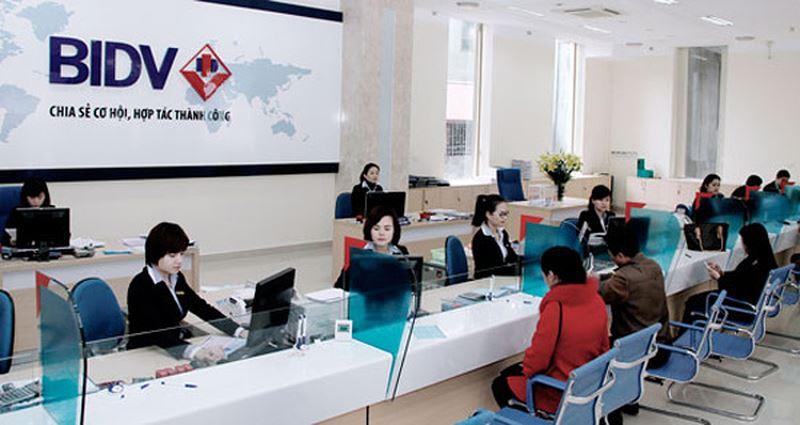 Phí rút tiền tại ngân hàng BIDV