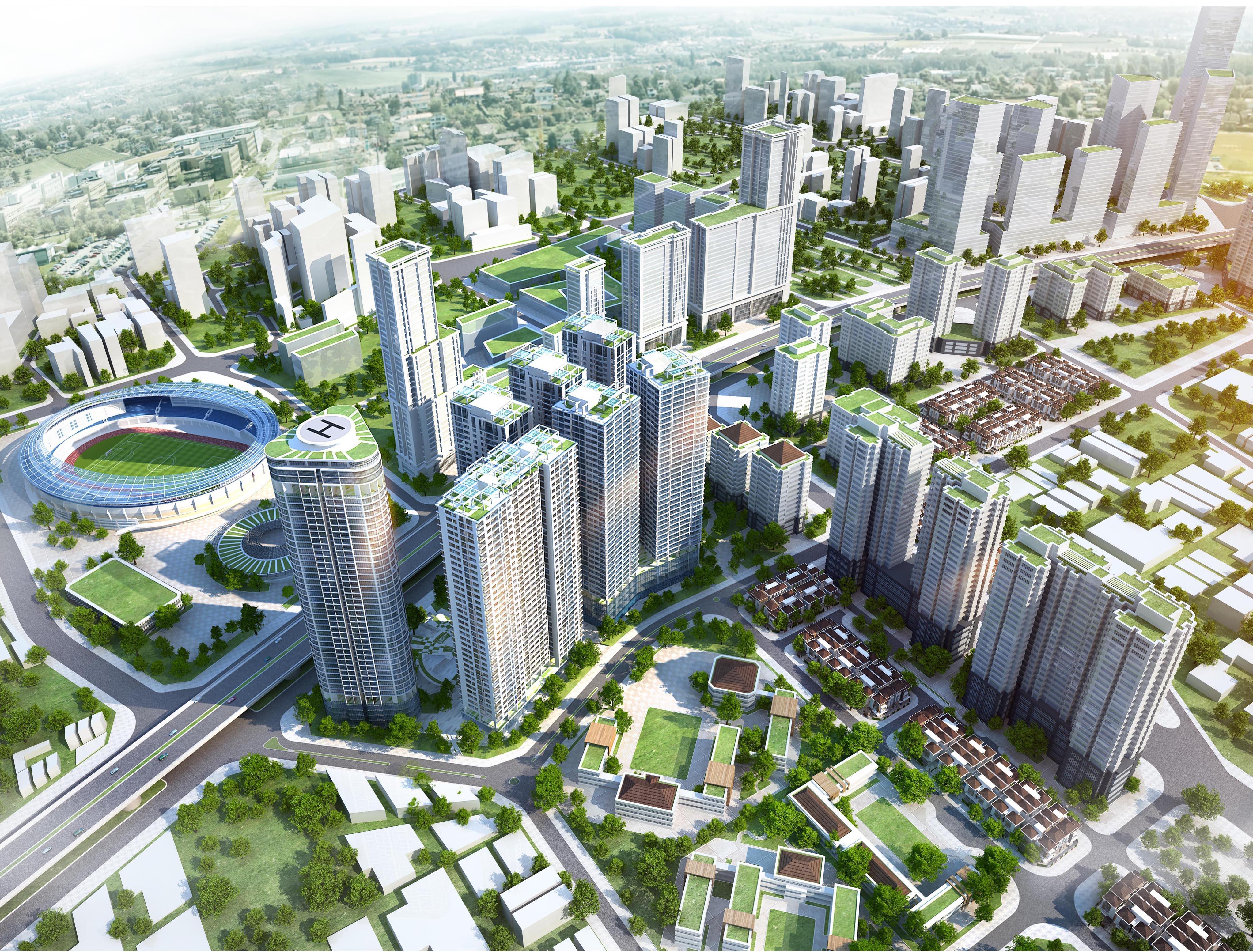 Công bố những tên tuổi bất động sản hàng đầu Việt Nam