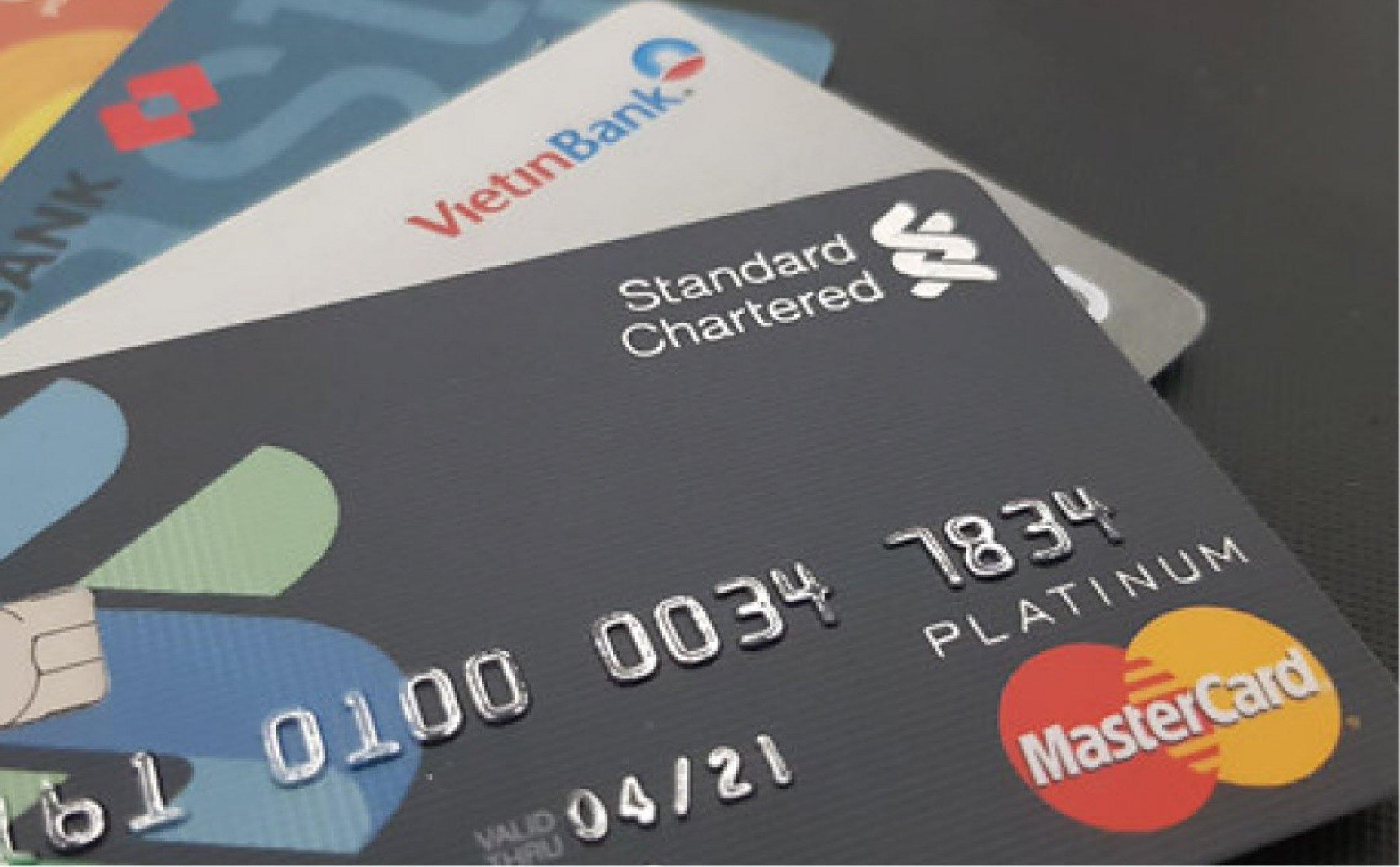 Top thẻ tín dụng ngân hành cần biết