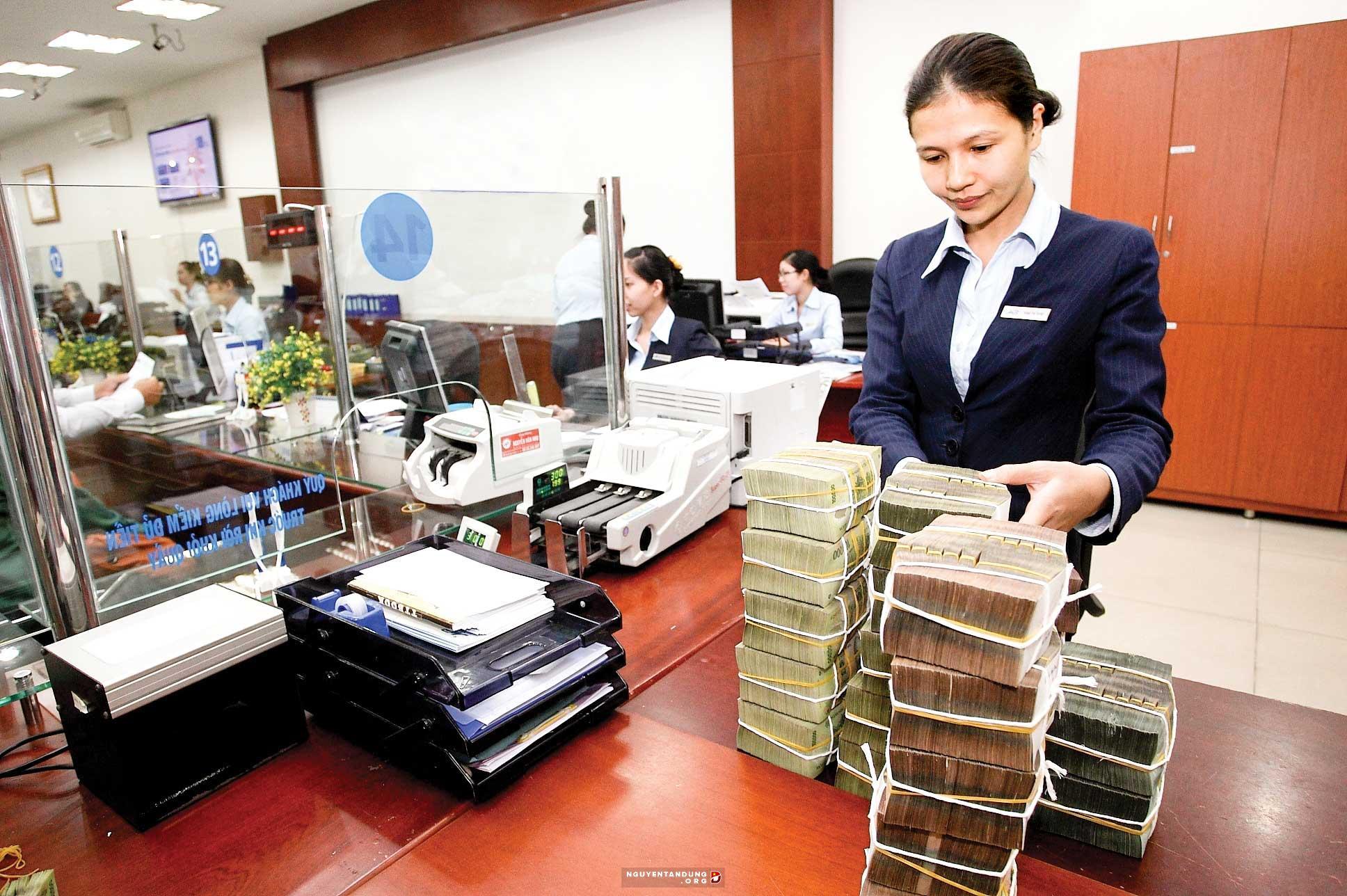 Các vị trí trong ngân hàng và những điều cần biết