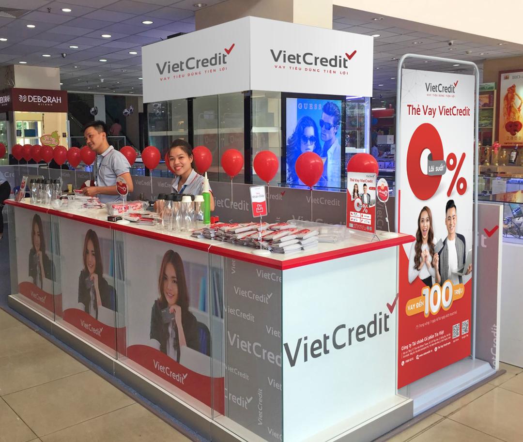 VietCredit miễn nhiều loại phí giúp người đi vay nhẹ tài chính   Tài chính  - Kinh doanh   Thanh Niên