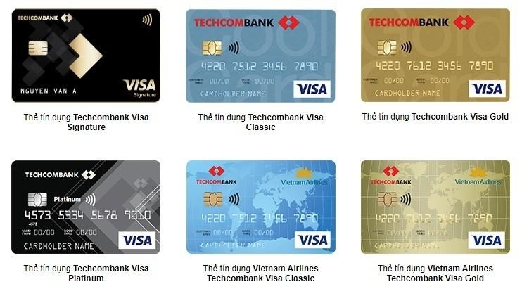 Mở thẻ tín dụng techcombank: điều kiện và hồ sơ mở thẻ techcombank