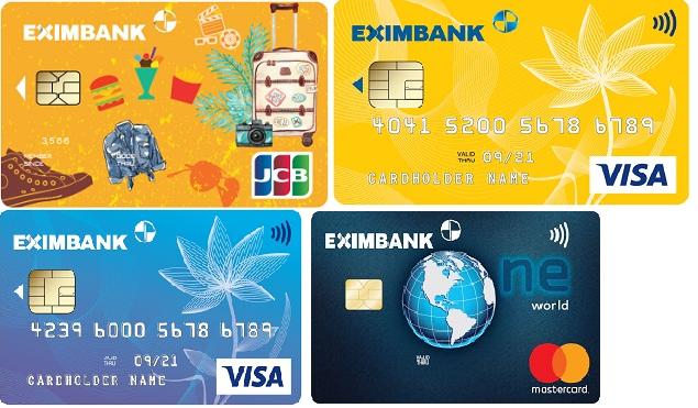Ưu đãi đẳng cấp thẻ tín dụng Eximbank Visa Platinum, the tin dung exim