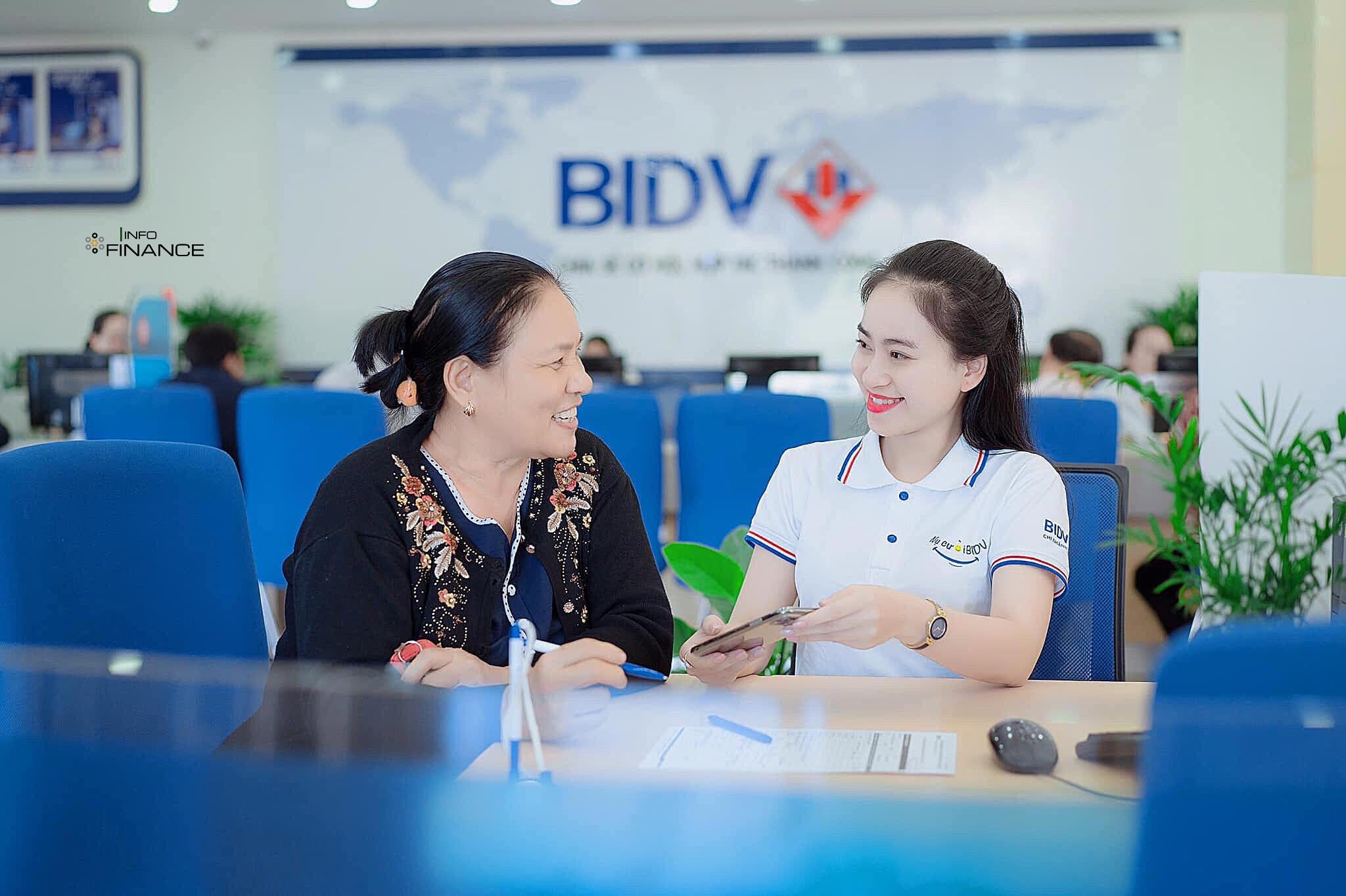Quên mã Pin thẻ ATM ngân hàng BIDV. Cách lấy lại mật khẩu, mã pin -  InfoFinance.vn