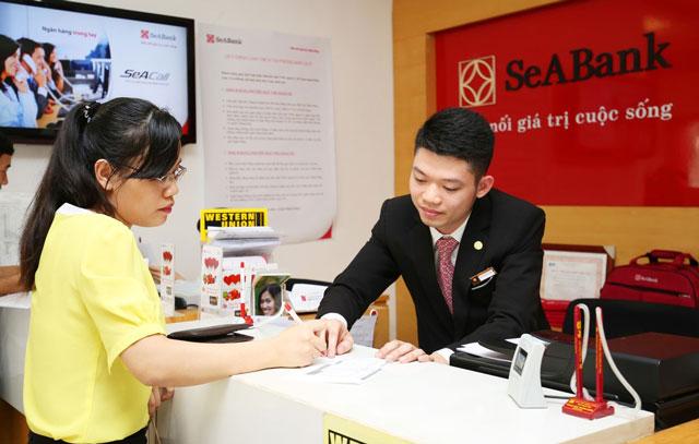 SeABank luôn tối ưu hóa lợi ích cho khách hàng trong mọi giao dịch.