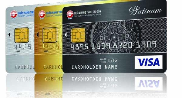 Lãi suất thẻ tín dụng ngân hàng SaigonBank và cách tính lãi thẻ