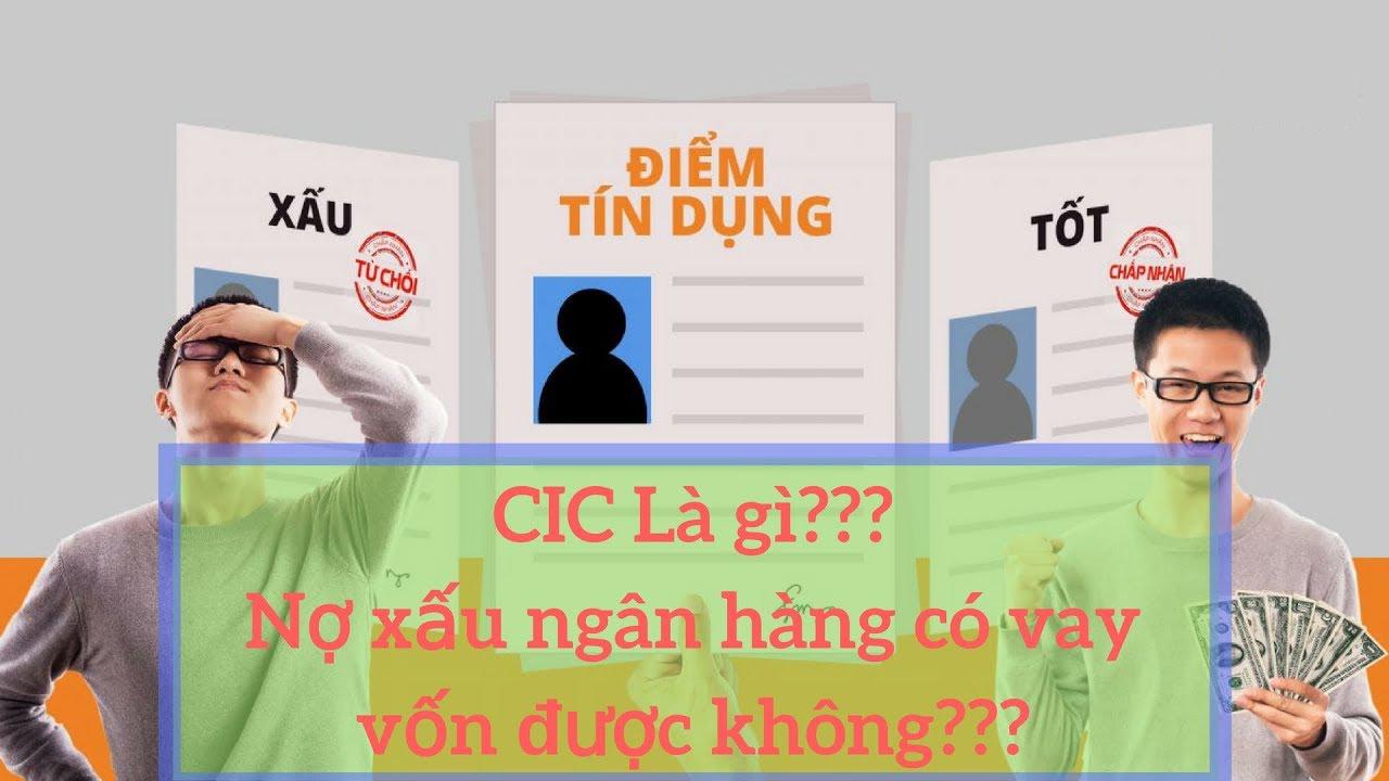 CIC là gì ? hoạt động như thế nào ? CIC checking Kiểm tra CIC cá nhân