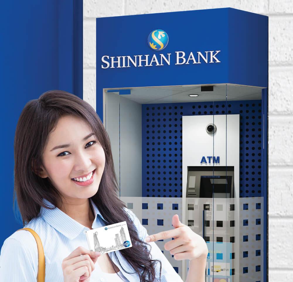 Shinhan Bank là ngân hàng gì? - Âm nhạc 4 mùa