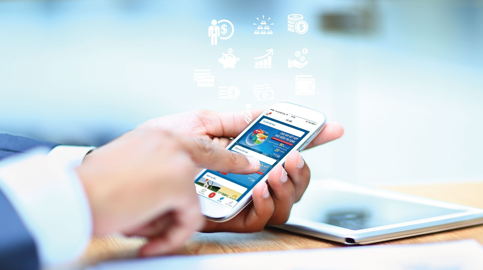 Phát triển ngân hàng số: Làm gì để nhanh và vững