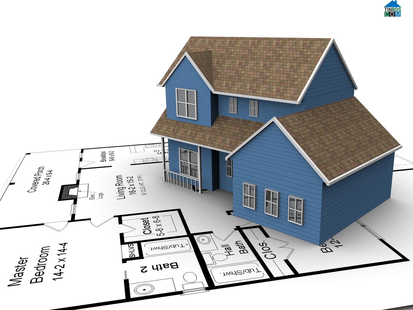 Diện tích sàn là gì? Phân biệt diện tích sàn và diện tích xây dựng