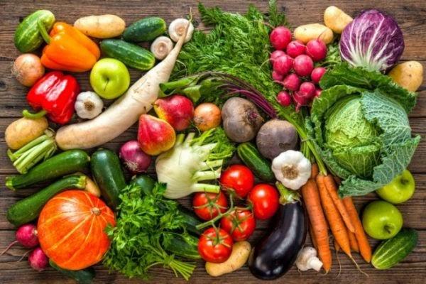 Ẳn nhiều rau củ làm giảm nguy cơ lão hóa da